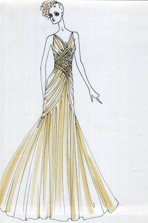 Alta moda disegni elia adamo for Disegni di casa alla moda